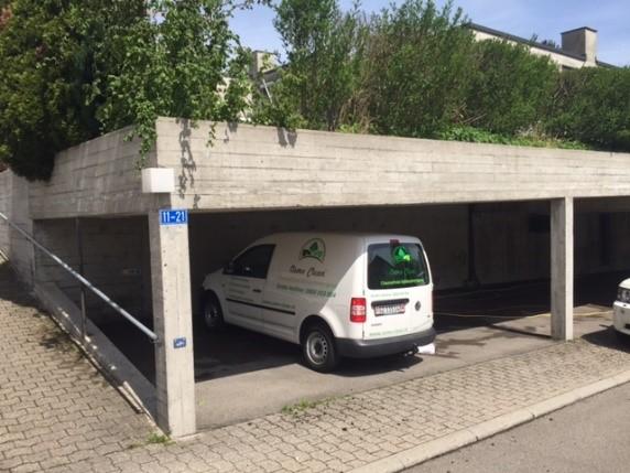 professionelle betonreinigung