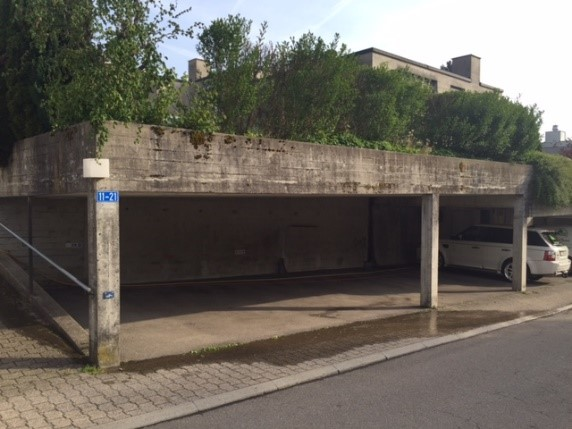 betonbodenreinigung vorher
