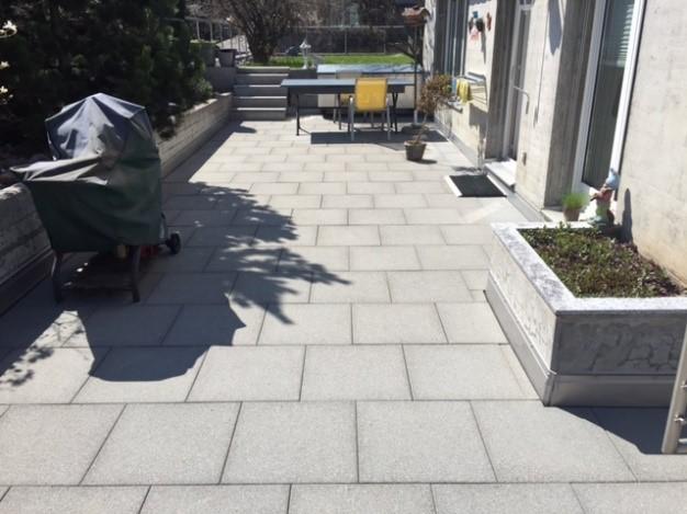 professionelle betonbodenreinigung